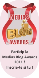 "Inscriem Blogul ""Clubului BuniNet"" la Medias Blog Awards"